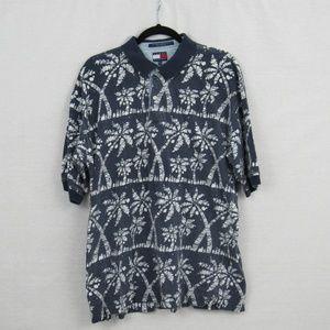 Tommy Hilfiger Palm Tree Polo Shirt